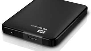 Western Digital ポータブルハードディスク (2TB/USB3.0/TV録画対応) WD Elements Portable WDBU6Y0020BBK-EESN <1万0千円台から>